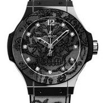 Hublot 343.SS.6570.NR.BSK16 Big Bang Broderie 41mm in Steel -...