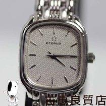 Eterna 【MT374】【中古】 ETERNA エテルナ レディス腕時計 153.5166.67S クォーツ 750WG...