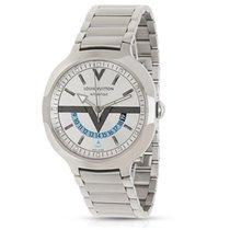 Louis Vuitton Q7D311 Men's Watch in Stainless Steel