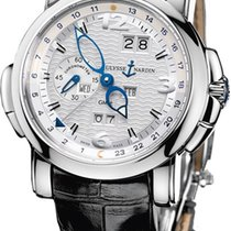 Ulysse Nardin 320-60/60 GMT +/- Perpetual 42mm Automatic in...