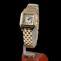Cartier Panthère Yellow Gold Quartz Lady
