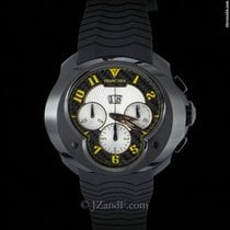 Franc Vila FVa8ch Chronograph ALL Black DLC Big Date Carbon Fiber