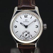 Omega Handaufzug White Dial ca.26,5 SOB Anno 1939