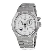 Vacheron Constantin Overseas Dual Time Automatic Silver Dial...