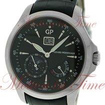 Girard Perregaux Traveller Moonphase & Large Date, Black...