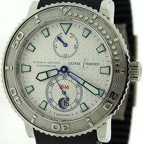 Ulysse Nardin Marine Diver Chronometer Watch 263-55-3