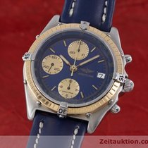Breitling Chronomat Cockpit Chronograph Gold/stahl Serie Speciale