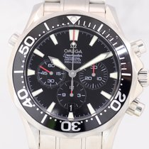 Omega Seamaster Professional Chronograph Americas Cup Diver Top