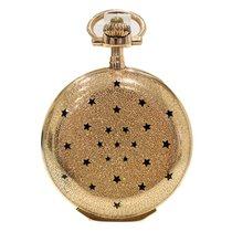 Longines Savonette Pocket Watch Gold 18kt