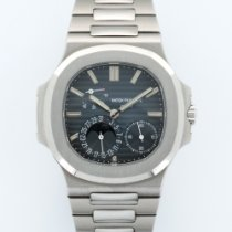 Patek Philippe Steel Nautilus Moonphase Ref. 5712/1a