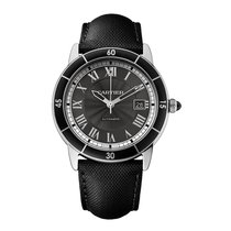 Cartier Ronde Croisere  Mens Watch Ref WSRN0003