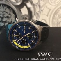 IWC Aquatimer Cousteau Tribute To Calypso