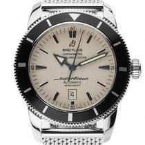 Breitling Superocean Héritage Stahl Automatik Chronometer...
