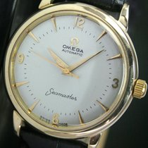 Omega Seamaster Automatic 14K Gold Filled Mens Watch