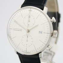 junghans max bill chronoscope for 1 446 for sale from a. Black Bedroom Furniture Sets. Home Design Ideas