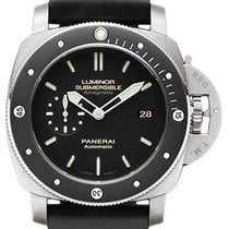 Panerai Luminor Submersible 1950 Amagnetic 3 Days Automatic...