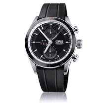 Oris Men's 674 7661 4154-07 4 22 20FC Artix GT A Day At...