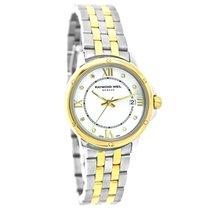 Raymond Weil Tango Diamond Ladies Swiss Quartz Watch 5391-STP-...