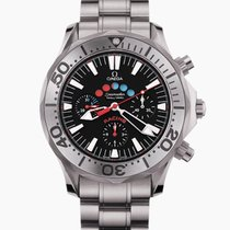 Omega Seamaster Racing Titan Chrono Regatta 2269.52.00 Full Set