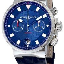 Ulysse Nardin Blue Seal Chronograph Limited Edition