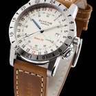 Glycine AIRMAN BASE 22 - 100 % NEW  - FREE SHIPPING