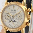 Patek Philippe 3970EJ Perpetual Calendar Chronograph, Yellow Gold