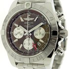 Breitling Chronomat GMT Chronograph Watch AB042011/Q589