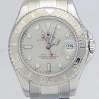 勞力士 (Rolex) Oyster Perpetual YachtMaster Platinum Bezel 35mm...