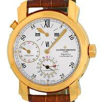 """Vacheron Constantin """"Dual Time Régulateur Chronometer""""..."""