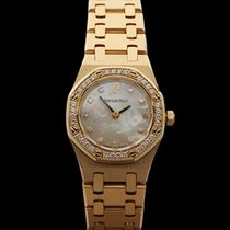 Audemars Piguet Royal Oak Original Diamonds and Mother of...