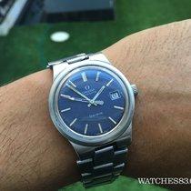 Reloj Omega Geneve 70s automatic blue