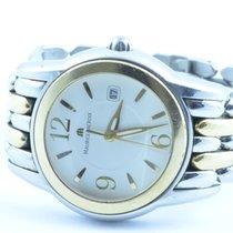 Maurice Lacroix Herren Uhr 43mm Stahl/gold Quartz Sphere...