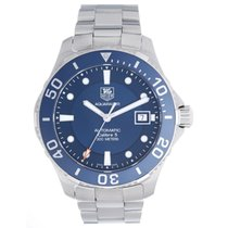 TAG Heuer Aquaracer Men's Stainless Steel Automatic Watch...