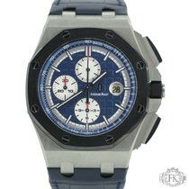 オーデマ・ピゲ (Audemars Piguet) Platinum 44mm | Royal Oak Offshore ...