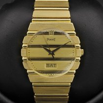Piaget Polo - Yellow Gold - Day-Date - 15562 - Excellent...