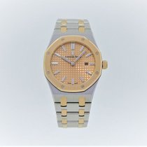 Audemars Piguet 67650SR.OO.1261SR.01 Royal Oak Pink gold-toned...