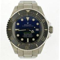 Rolex Deepsea D-Blue 116660, 2016