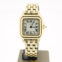 Cartier Panthere 22mm 18KYellowGold whiteDial (BOX2000) MINT