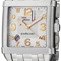 JeanRichard Paramount Linear Power Reserve Watch
