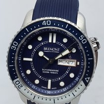 Bremont Supermarine Mens Steel 43MM Watch, Full Set