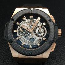 Hublot King Power Unico Pink Gold Carbon 48mm