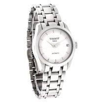 Tissot Couturier Mid Size White Dial Swiss Automatic Watch...