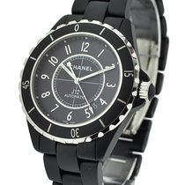 Chanel H3131 J12 42mm Matte Black Automatic H3131 - Matte...