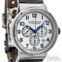Ulysse Nardin Marine Chronograph Watch Automatic 1503-150/60...
