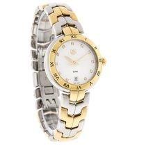TAG Heuer Link Diamond Ladies Swiss Quartz Watch WAT1350.BB0957