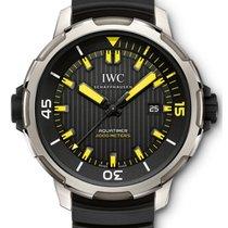 IWC IW358001 Aquatimer Automatic 2000 in Titanium - on Black...