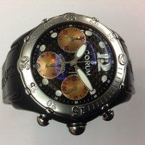 Corum Bubble Midnigth chronograph