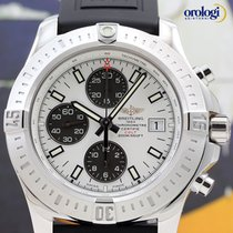 Breitling Colt Chronograph Automatic 44mm Steel Mens Watch...