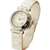 Cartier W3140002 Pasha Seatimer - Ladies Size - Steel with...