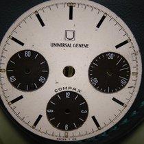 "Universal Genève ""Nina Rindt"" panda dial Compax..."